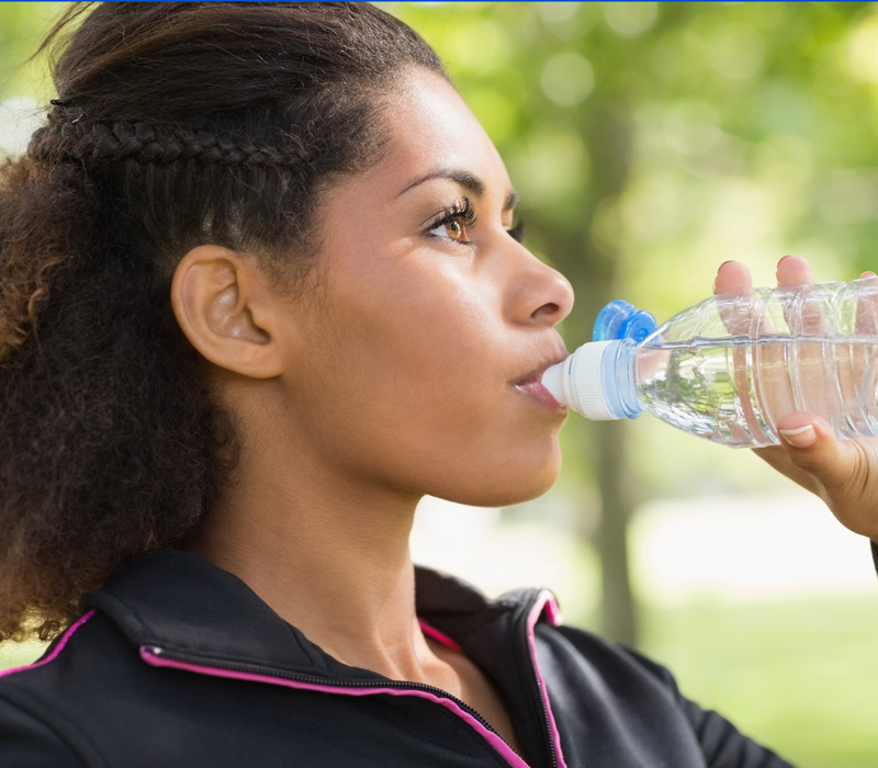 Still Drinking Plastic Bottled Water? <br>We Need To Talk!