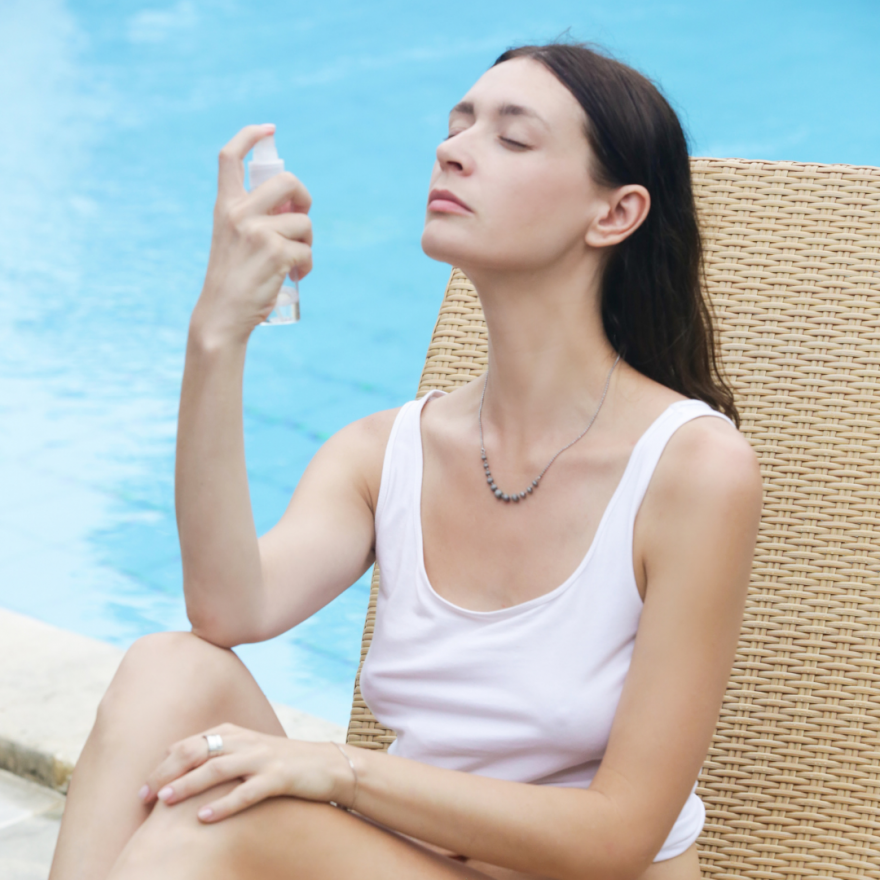 From Spring To Summer <br> ~ Tips For Transitioning Into Your Summer Beauty & Wellness Routines ~